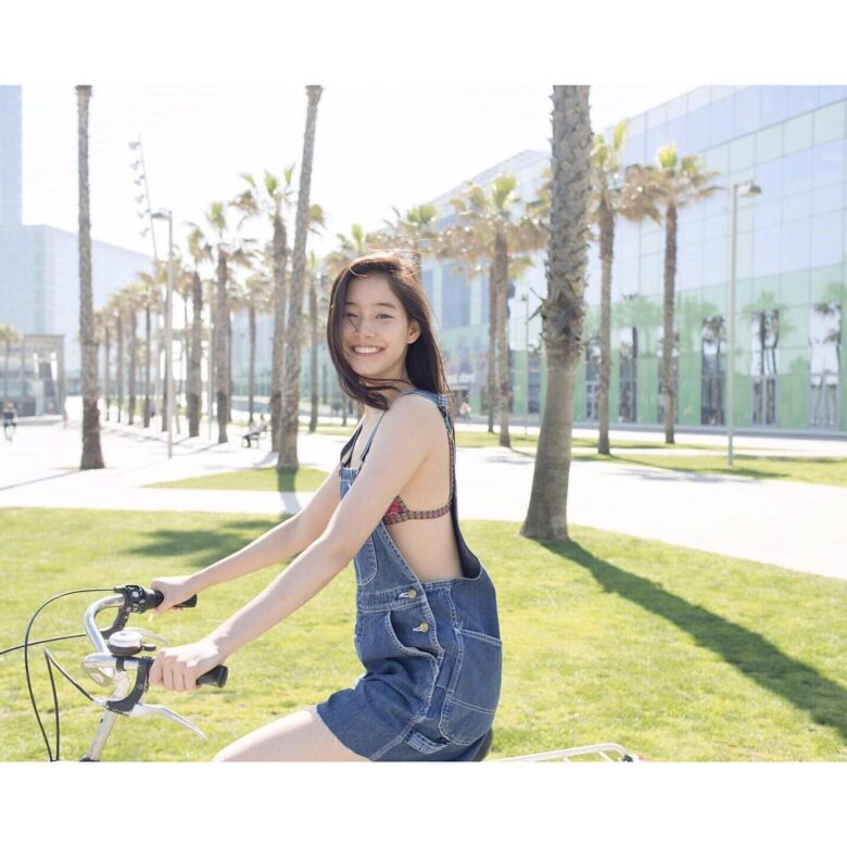 新木優子 可愛い画像